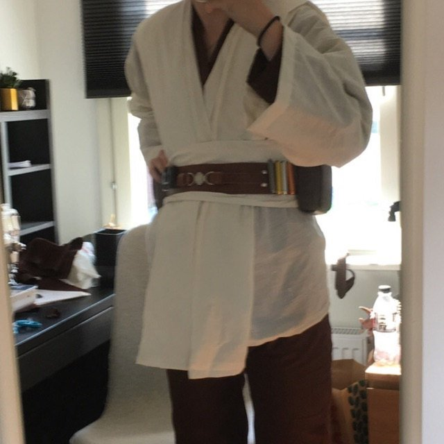 Obi-Wan Kenobi belt bundle review by Sofia