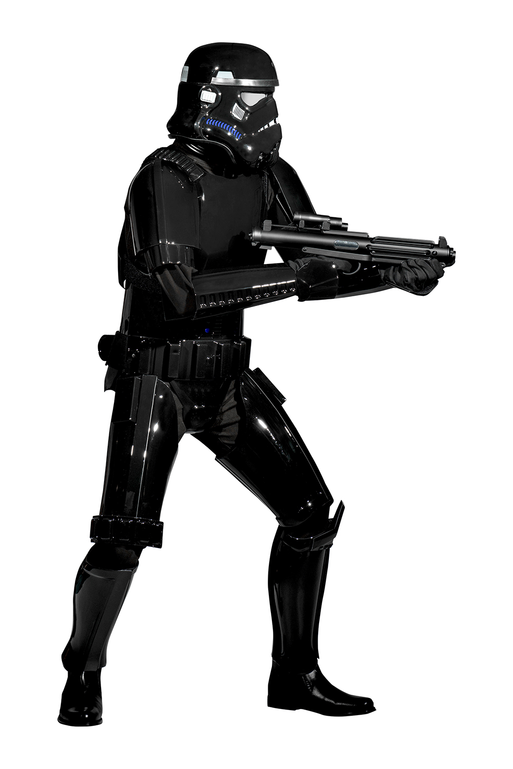 Black Shadow Trooper Armour