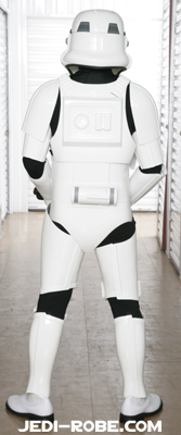 Stormtrooper Costume - Back