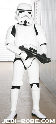 Stormtrooper Costume - Full E11