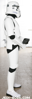 Stormtrooper Costume - Side