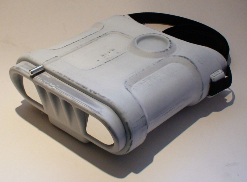 Stormtrooper Accessories - Clone Trooper Electrobinoculars - White