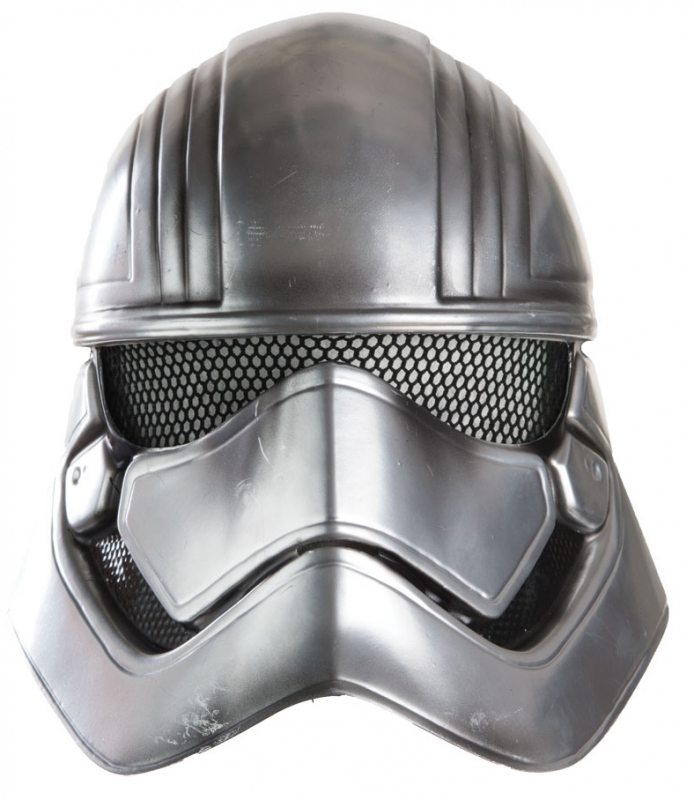 Star Wars MASKS - The Force Awakens - Captain Phasma Half Mask