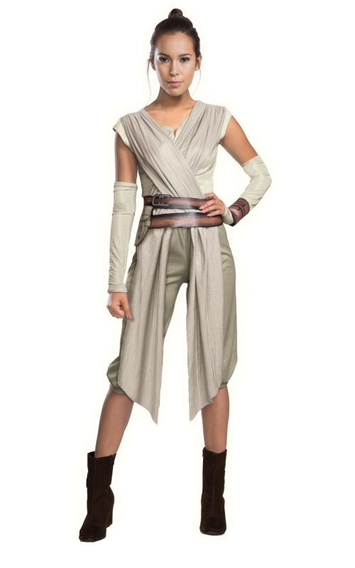 Star Wars Costume Adult - The Force Awakens - Rey