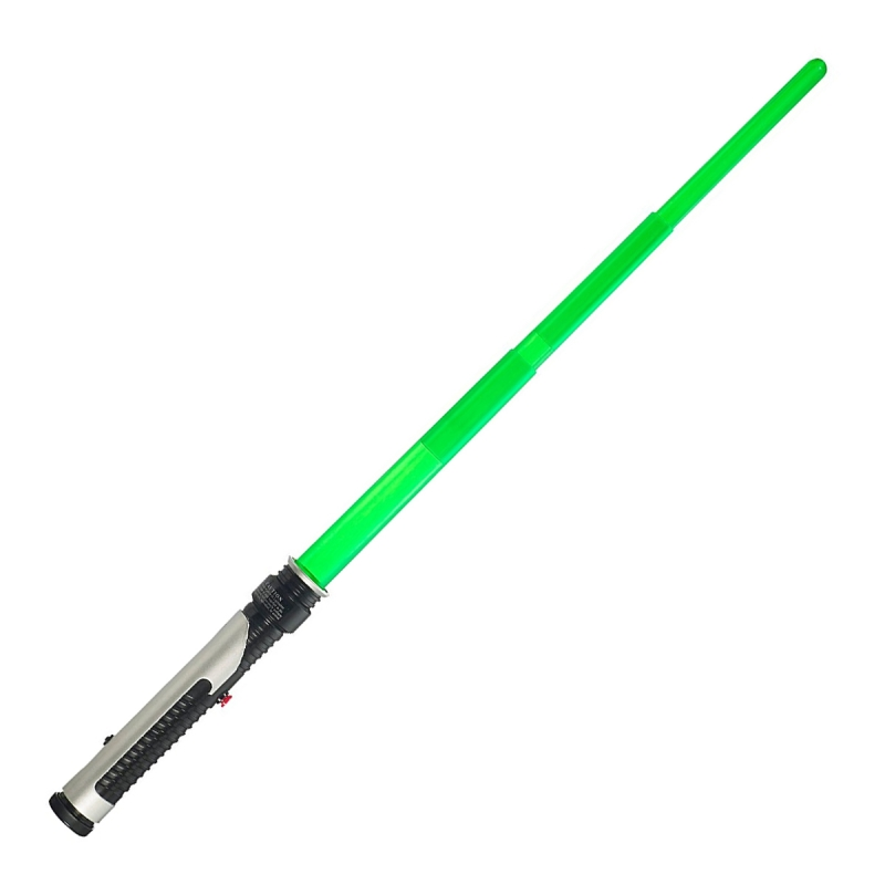 Star Wars Electronic Lightsabers - Qui-Gon Jinn - Green - 30% OFF