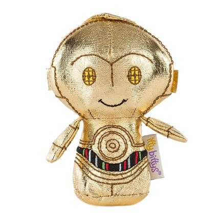Star Wars Gift Itty Bitty Collectable Plush - C-3PO