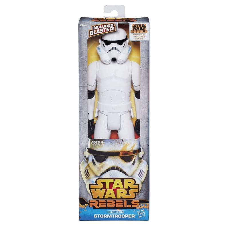 Star Wars Action Figure Rebels - Stormtrooper 12-inch Figure