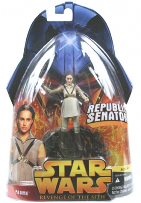 Star Wars Action Figure - Padme (Republic Senator)