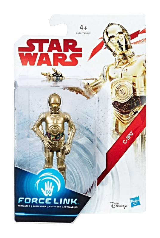 Star Wars Action Figure - C-3PO - The Last Jedi