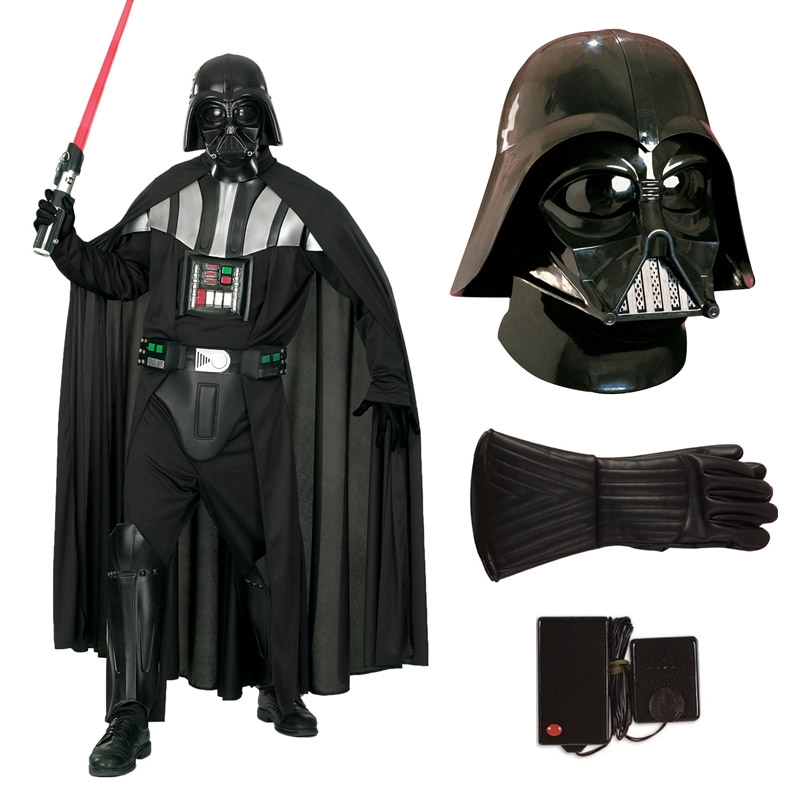 Star Wars Costume Adult Bargain Bundle - Darth Vader
