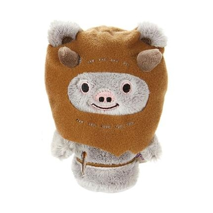 Star Wars Gift Itty Bitty Collectable Plush - Ewok Chief Chirpa