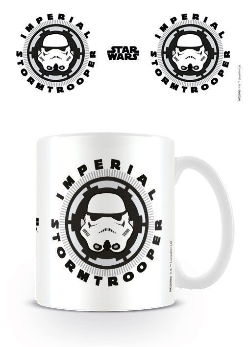 Star Wars Gifts and Games - Imperial Stormtrooper Mug