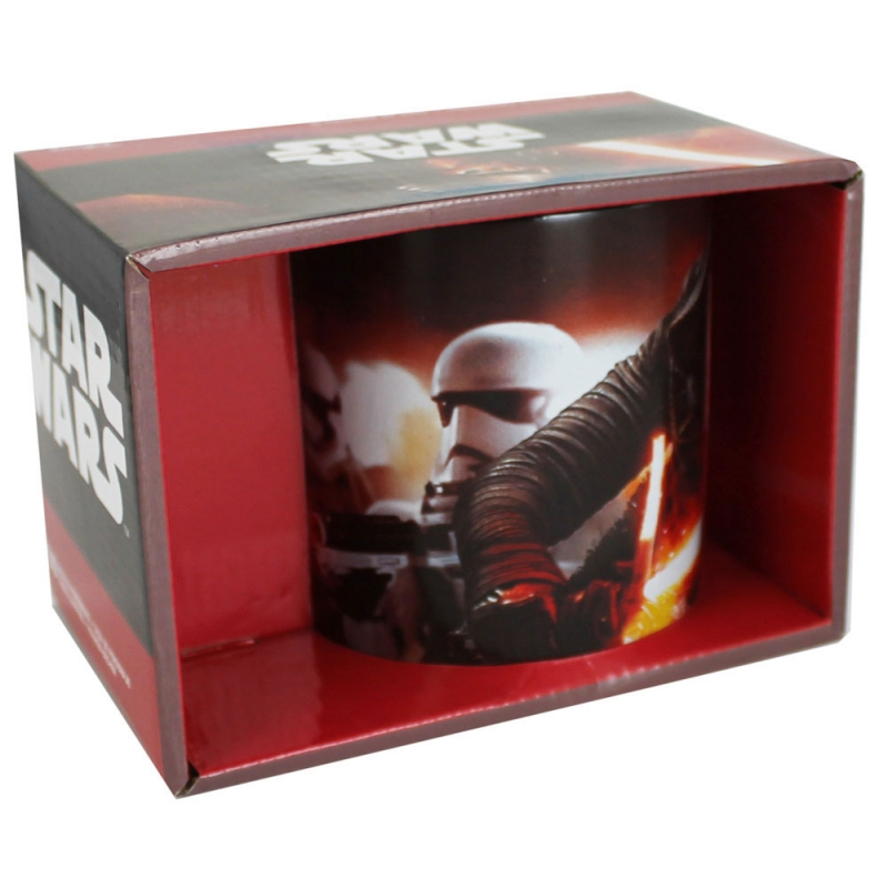 Star Wars Gifts and Games - Kylo Ren First Order Mega Mug