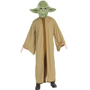 Star Wars Costume Deluxe Adult - Yoda