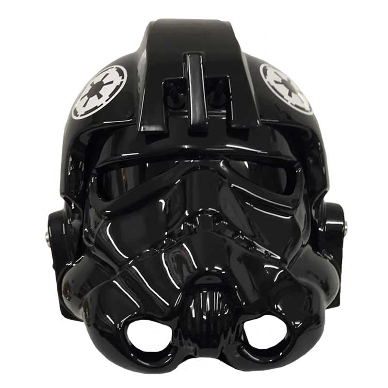 Star Wars TIE Pilot Helmet - Full Size Wearable