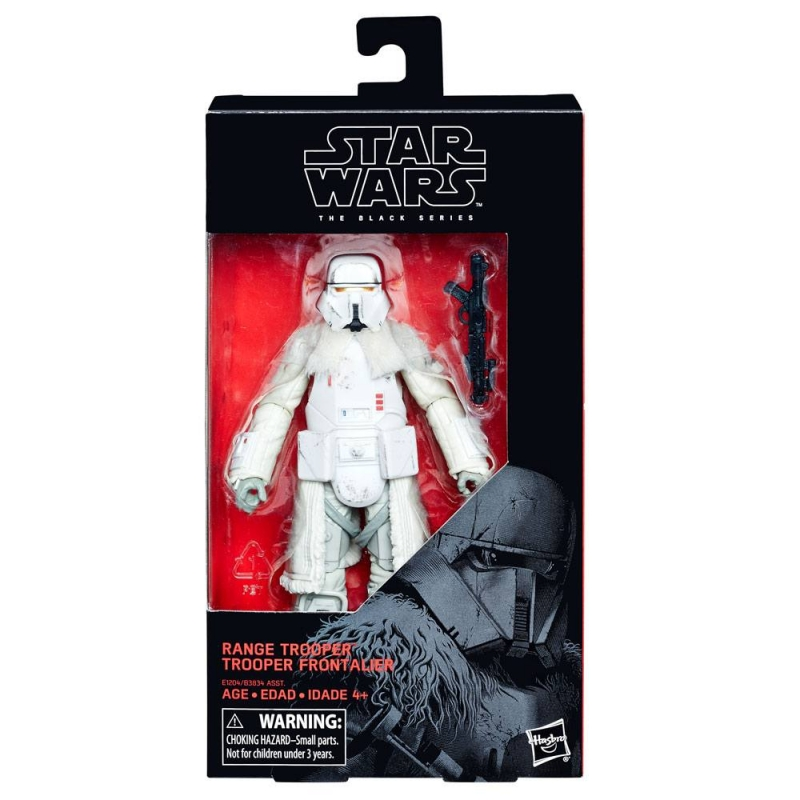 Star Wars 6 inch Figure - Solo: A Star Wars Story Black Series - Range Trooper