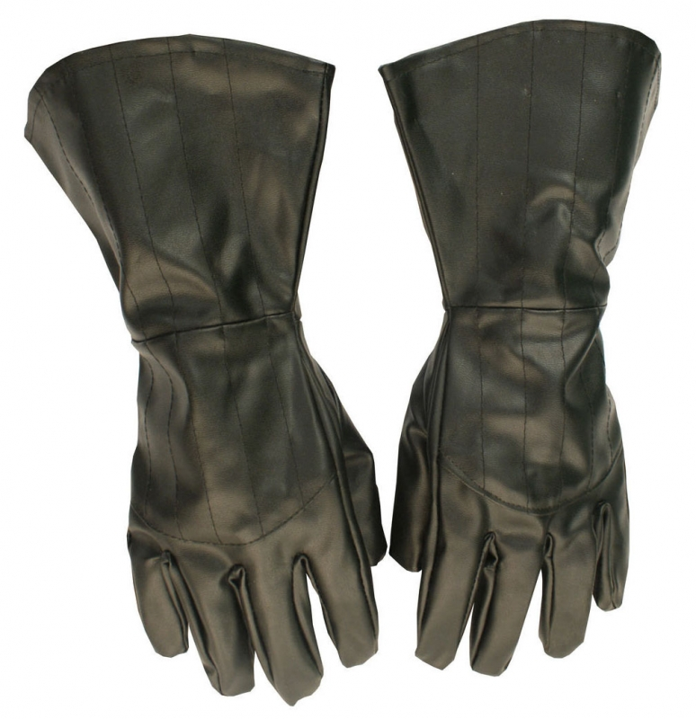 Star Wars Costume Darth Vader Gauntlet Gloves - Adult