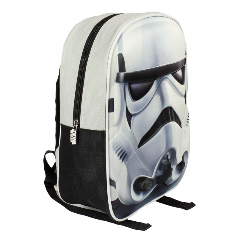 Star Wars Backpacks - Star Wars 3D Backpack Stormtrooper