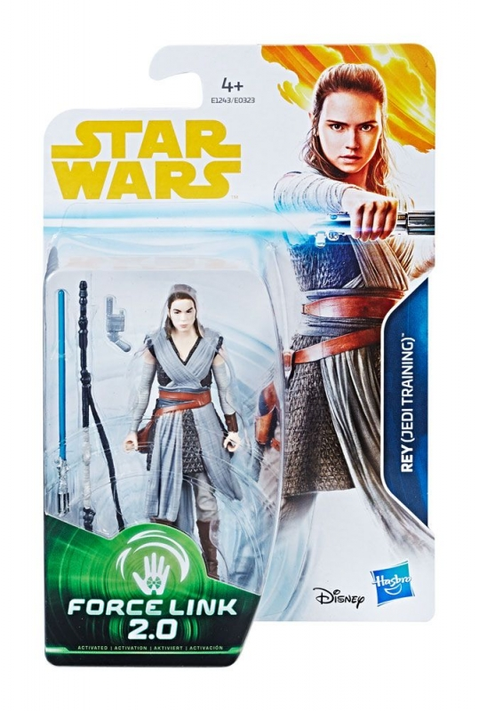 Star Wars Action Figure - Rey (Jedi) - The Last Jedi