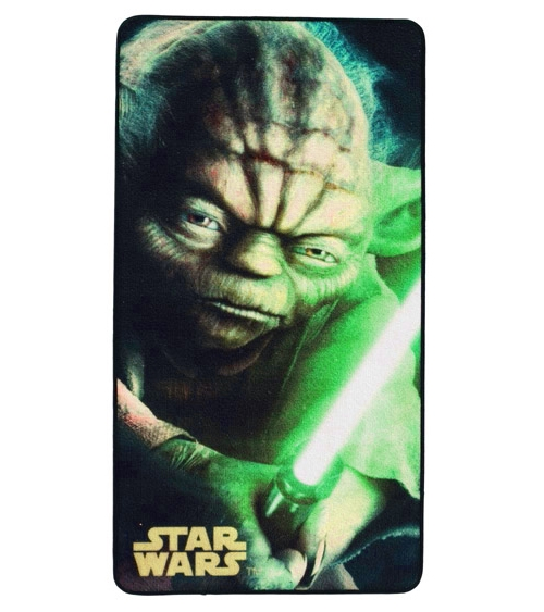 Star Wars BEDDING - Yoda Rectangular Rug