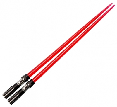 Star Wars Chopsticks - Darth Vader - Red