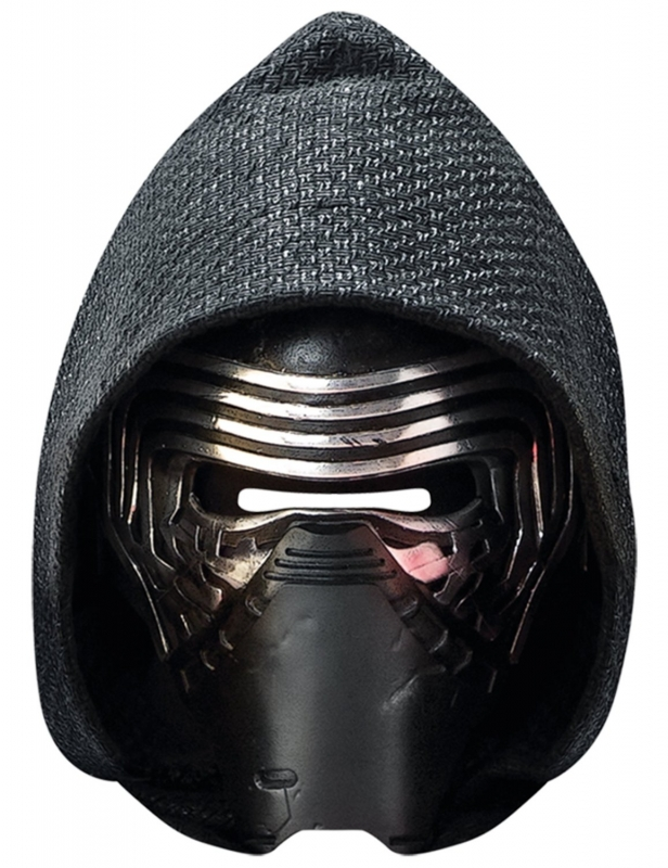 Star Wars MASKS - Character Mask - The Force Awakens Kylo Ren - 30% OFF