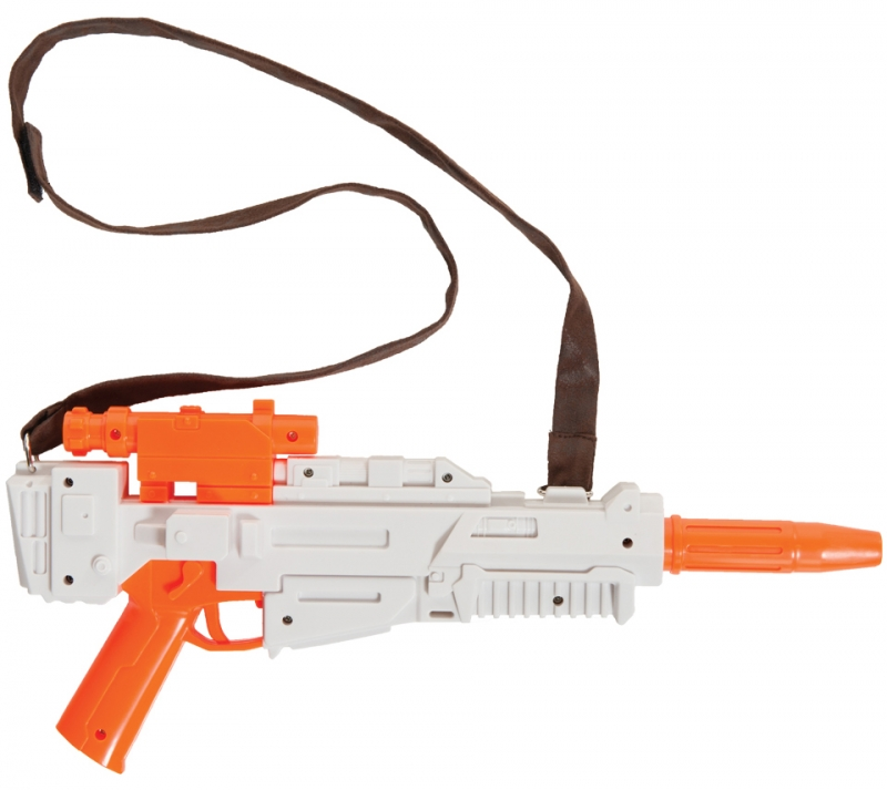 Star Wars BLASTERS - The Force Awakens - Stormtrooper / Finn Blaster EL-16 with Shoulder Strap