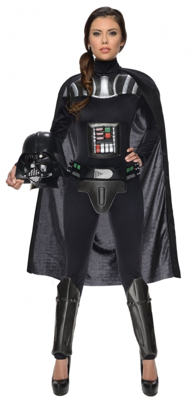 Star Wars Costume Adult Ladies Darth Vader