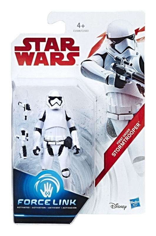 Star Wars Action Figure - First Order Stormtrooper - The Last Jedi