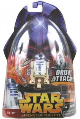 Star Wars Action Figure - R2-D2 (Droid Attack)