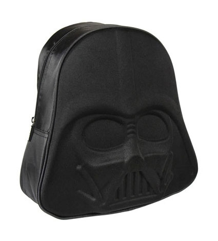Star Wars Backpacks - Star Wars 3D Backpack Darth Vader