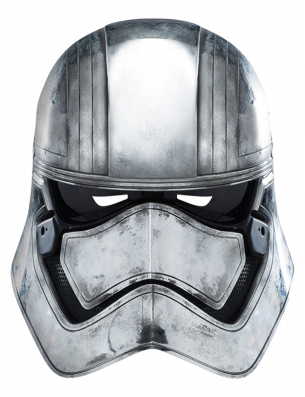 Star Wars MASKS - Character Mask - The Force Awakens Captain Phasma