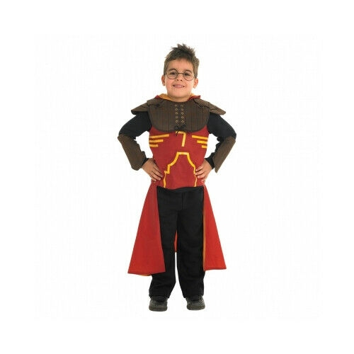 Harry Potter Kids Costumes - Deluxe Quidditch Robe