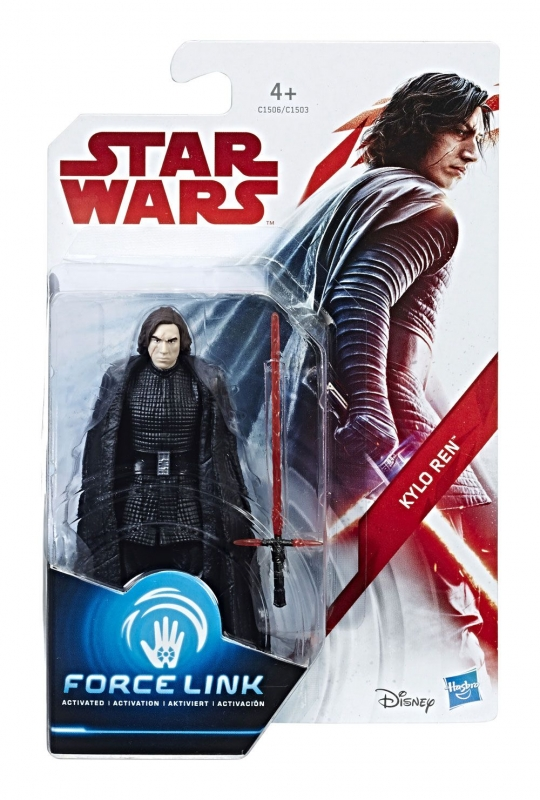 Star Wars Action Figure - Kylo Ren - The Last Jedi
