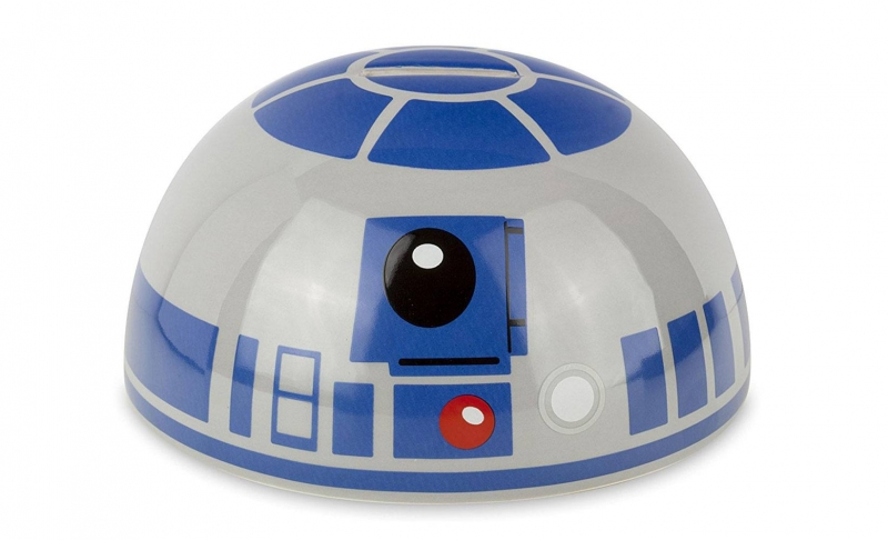 Star Wars Gifts and Games - R2-D2 Ceramic Money Bank