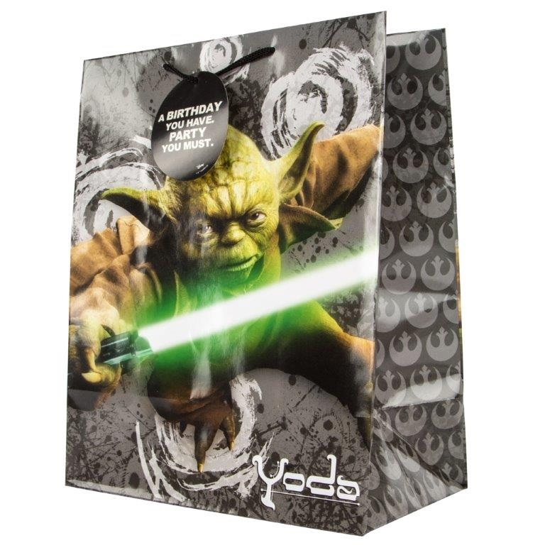 Star Wars Gift Bag - Yoda