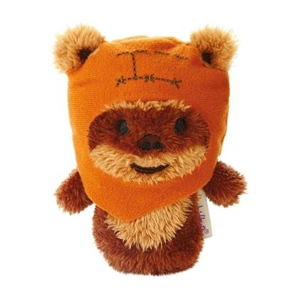 Star Wars Gift Itty Bitty Collectable Plush - Ewok Wicket