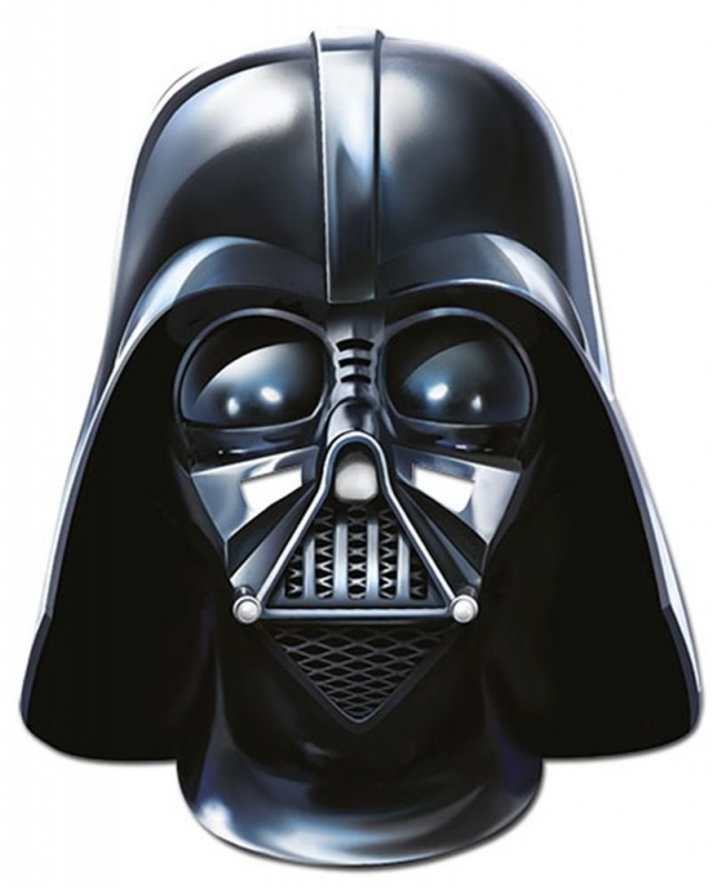 Star Wars MASKS - Character Mask - Darth Vader - 30% OFF