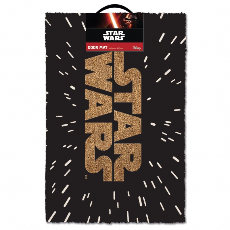 Star Wars Gifts and Games - Star Wars Doormat Logo 40 x 60cm