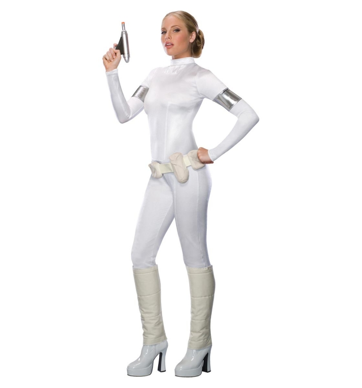 Star Wars Costume Adult - Padme Amidala One Piece Costume