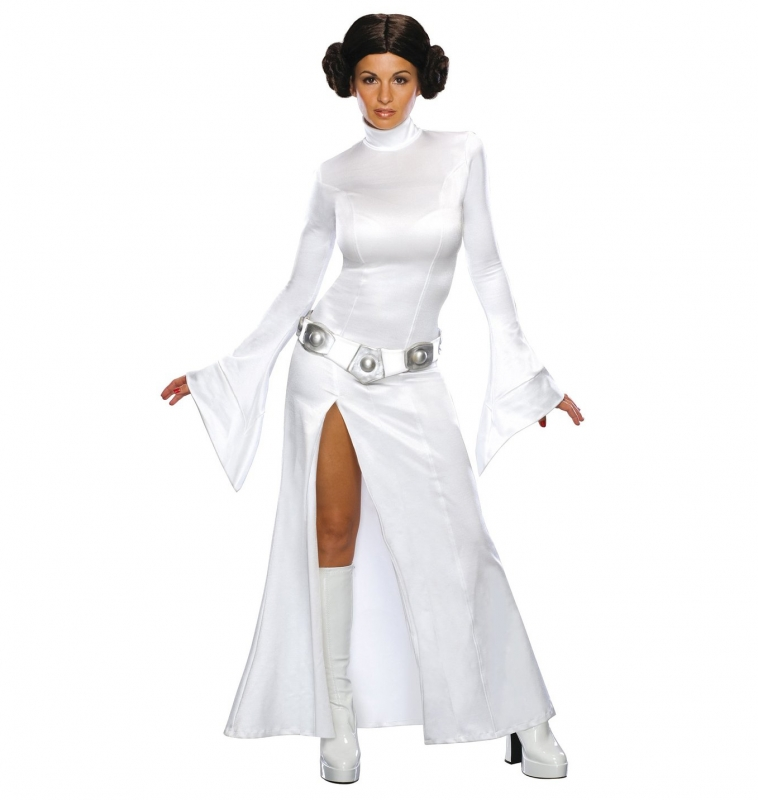 Star Wars Costume Adult - Princess Leia Sexy Dress