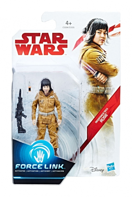 Star Wars Action Figure - Rose (Resistance Tech) - The Last Jedi