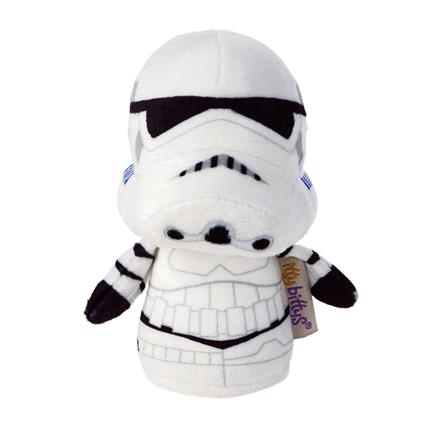 Star Wars Gift Itty Bitty Collectable Plush - Stormtrooper