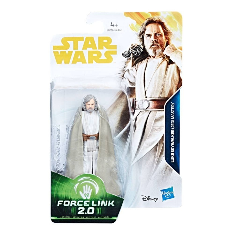 Star Wars Action Figure - The Last Jedi - Luke Skywalker
