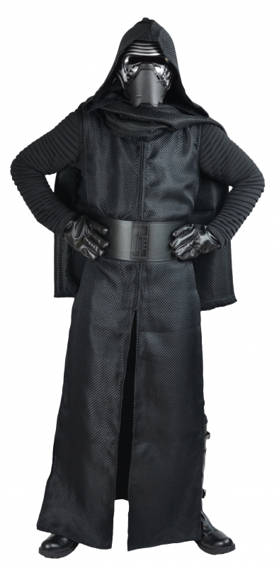Star Wars The Force Awakens Kylo Ren Replica Costume including Belt - Replica Star Wars Costume