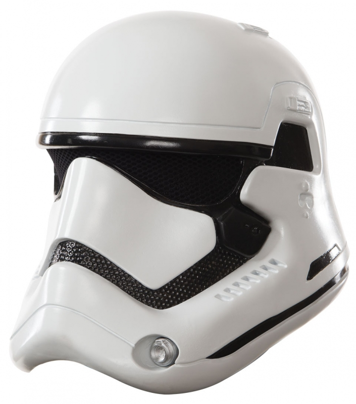 Star Wars MASKS - The Force Awakens - First Order Stormtrooper 2-Piece Mask