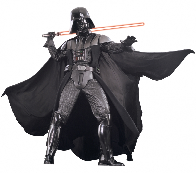 Star Wars Costume Darth Vader Supreme Edition including Boots