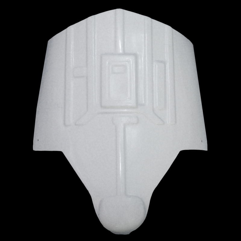 Sandtrooper Replacement Armour - Front Abdominal Plate (Not Weathered)