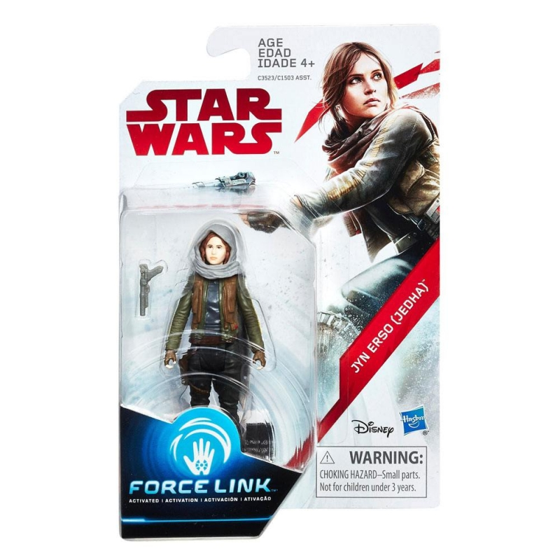 Star Wars Action Figure - Jyn Erso (Jedha) - The Last Jedi