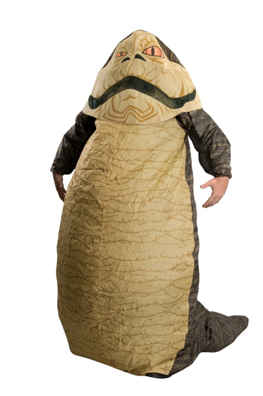 Star Wars Costume Deluxe Adult - Jabba the Hutt